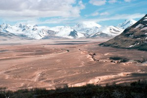 The Valley of Ten Thousand Smokes, Alaska Volcano Observatory.