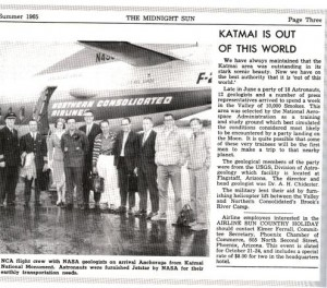 """""""Katmai is Out of this World"""""""