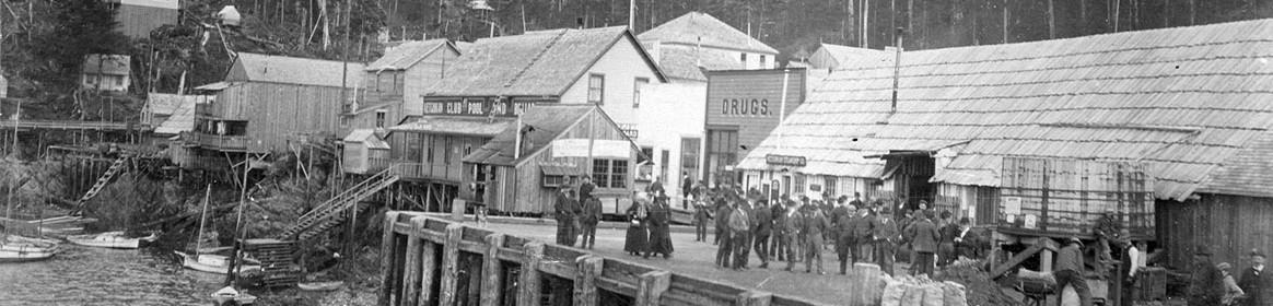 Alaska S Historic Canneries Alaska Historical Society