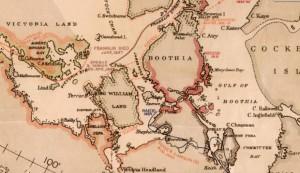 Franklinmap DETAIL