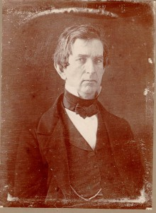 William H. Seward, ca. 1849
