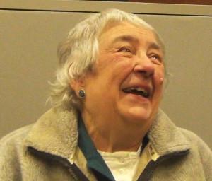 Marie Darlin, Empty Chair Project, Juneau, Alaska, 2014.