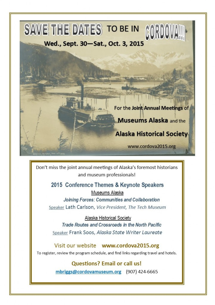 2015 conference savedate