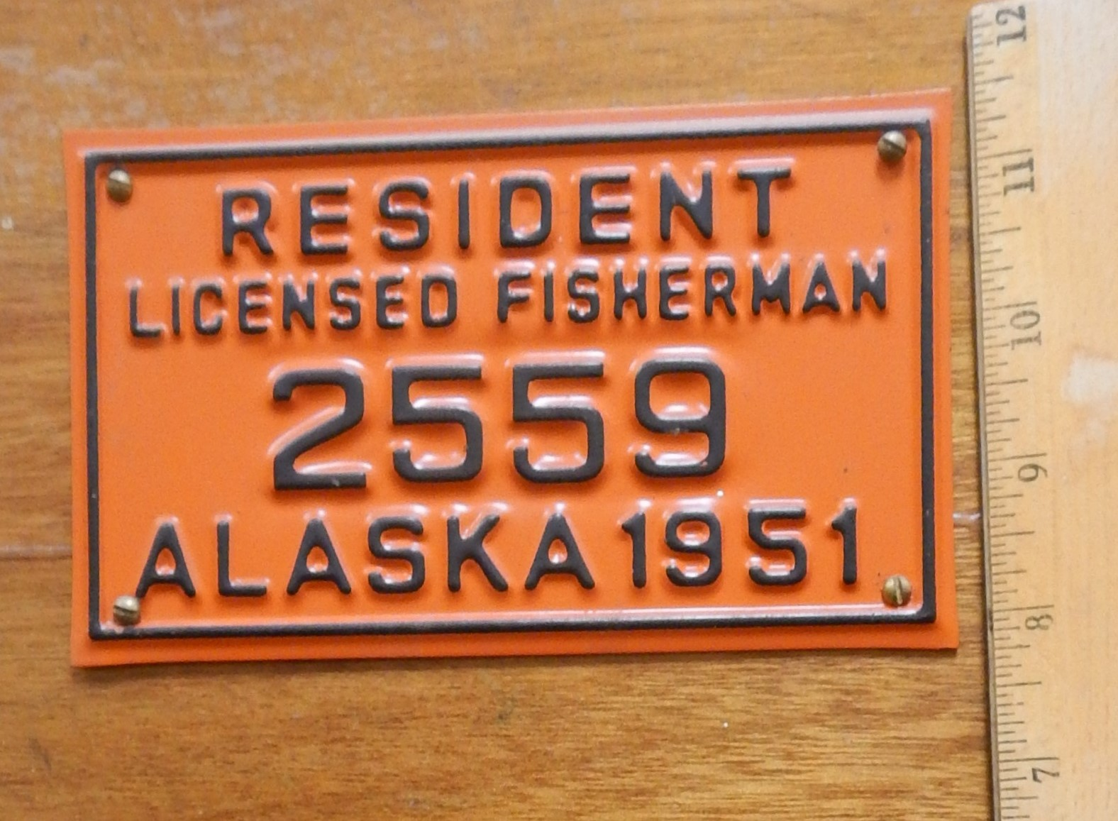 Storage wars everett wa what was a 1949 non resident for Washington non resident fishing license