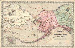 AK map