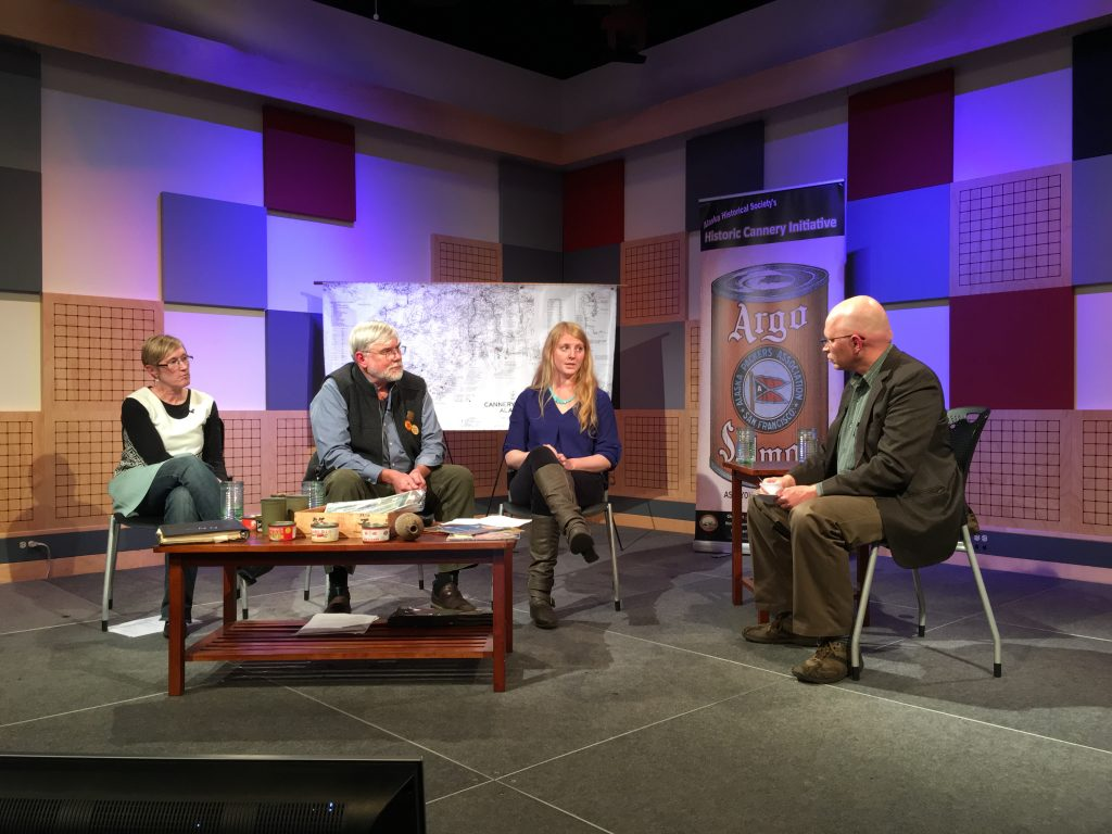 Matt Miller interviews Katie Ringsmuth, Bob King and Anjuli Grantham.