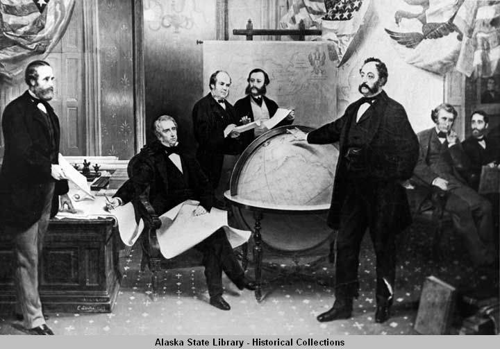Charles Sumner Alaskan Hero Alaska Historical Society